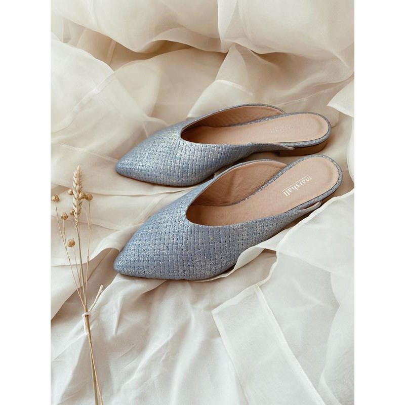 Capes Glitter Blue