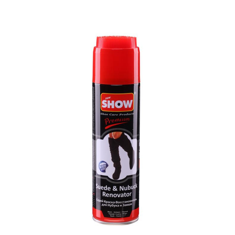 Renovator for suede and...