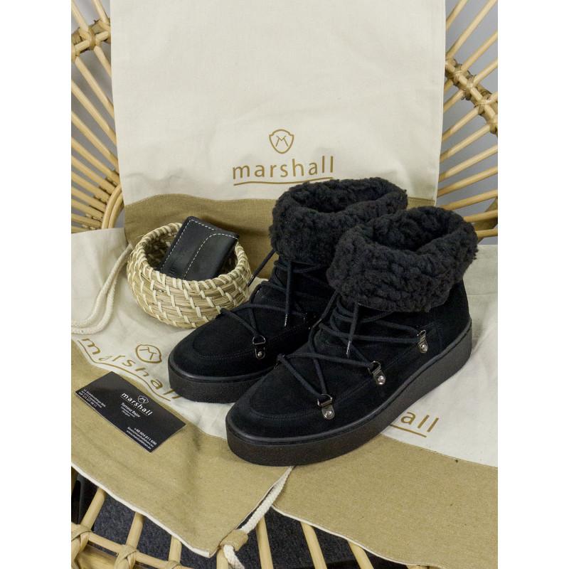Snowboot Black