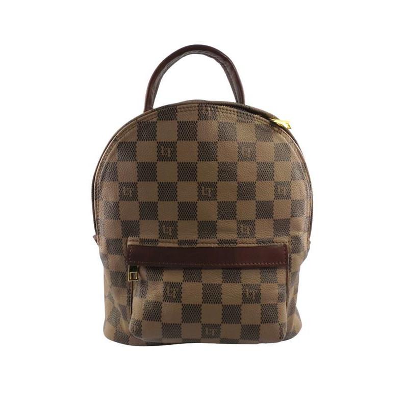 Plecak Borsetta - kakaowy...